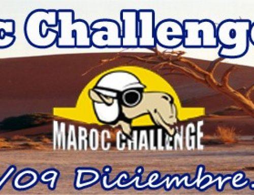 Maroc challenge 2017